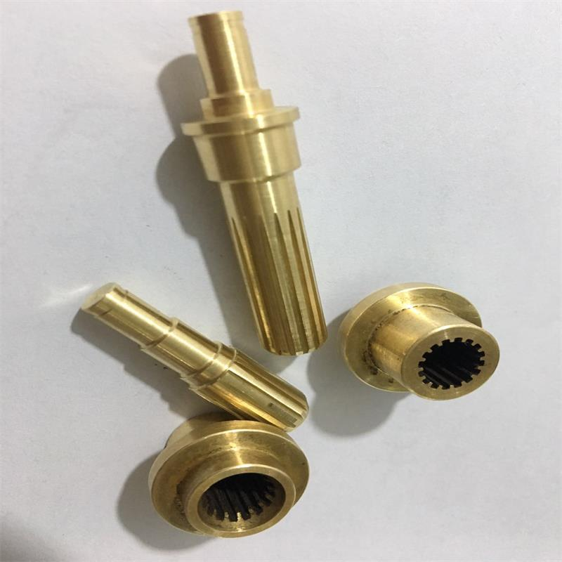 Brass Threaded Bushings