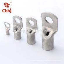 Manija de cable estañado de la fabricación de Yueqing (tipo tubular, engarzado) para el alambre que conecta