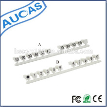 10 Pairs Number Flag for LSA module / Number flag
