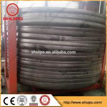 Couvercle de réservoir Tête de plat en acier au carbone Fabricant de tête
