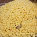 Panko en vrac séché miettes de pain / miettes de pain blanc et jaune