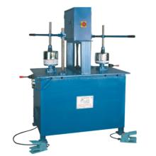 Manual polishing machine for fine polishing of parts