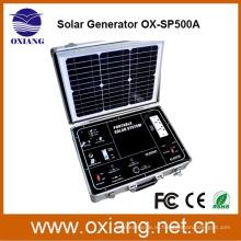 солнечный генератор лагерь для активного отдыха и вечеринки