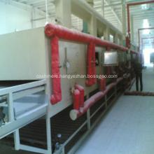 DWC series fiberboard gypsum board mesh dryer machine
