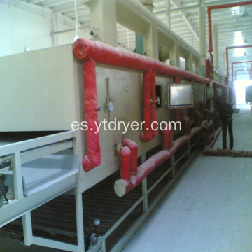 Emamectin benzoate vacuum conveyor belt drying equipment