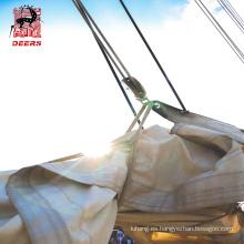 Nanjing Deers 30mm uhmwpe cuerda marina para anclar barcos / embarcaciones