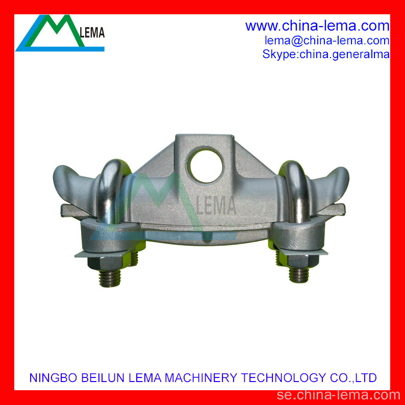 Aluminium Railway Wire Clamp