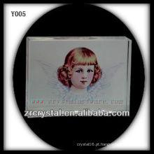 Cristal de impressão colorido religiosoRetrato Y005