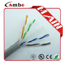 CAT6 1000FT BULK COMMUNICATION CABLE ETHERNET 1000 FEET OEM PULL BOX NETWORK CABLE CAT6