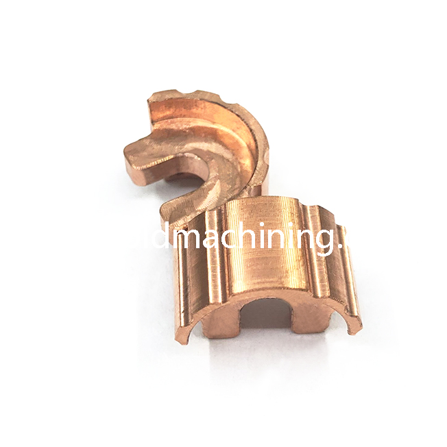 Copper Component Machining