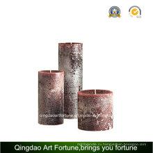 Ароматическая ароматная свеча ручной работы для украшения Пзготовителей