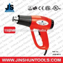 JS 1500W vente chaude pistolet à air chaud bas prix JSRF-601C