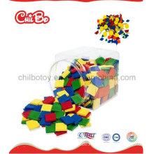 Pattern Block / Baustein für Pädagogisches Spielzeug (CB-ED003-S)