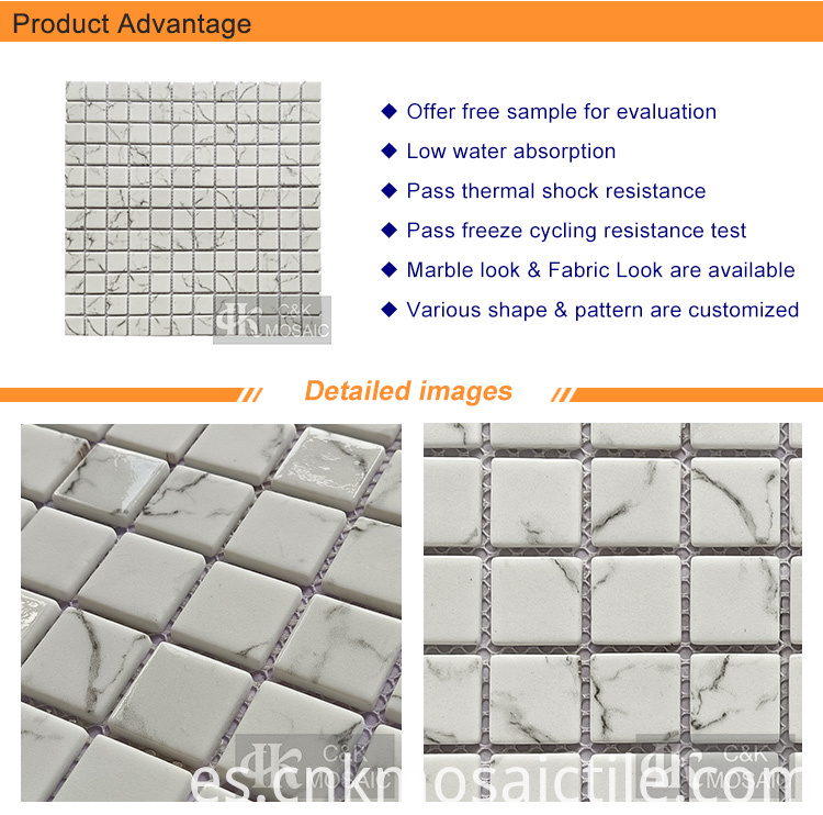 small square glass mosaic tiles