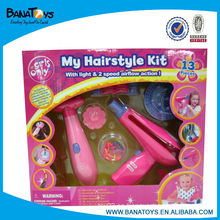 Mi estilo de cabello kit de niñas juguetes