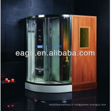 DS202F3 - Sauna infrarouge lointain avec douche à vapeur
