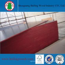 Los precios de madera contrachapada 4X8 Cheap18mm Construction Film Faced Plywood