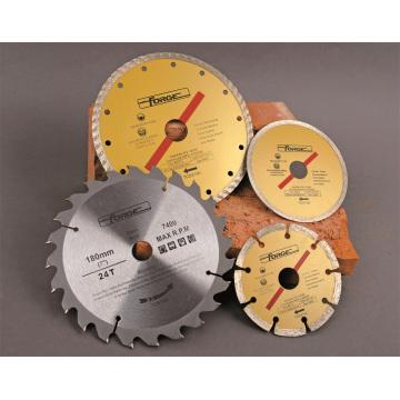 Lame OEM pour scies circulaires Turbo Diamond Blade Tools