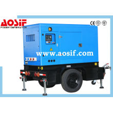 300KW Doosan Remolque Generador