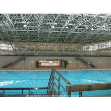 Structure en acier / cadre d'espace / couverture de piscine de botte en acier (Andy SF 0010)