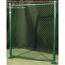 PVC-beschichtetes / verzinktes Kettenglied