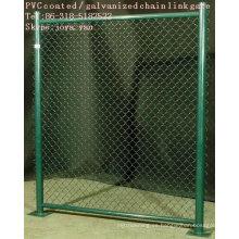 Revestimiento de PVC / galvanizado