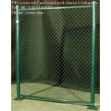 PVC coated / Galvanized Chain link gate