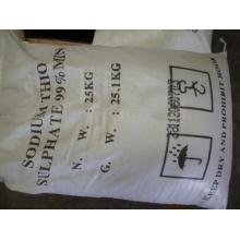 Thiosulfate de sodium