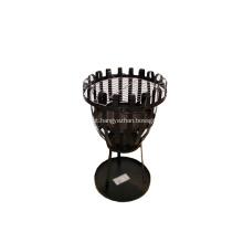 Fire Basket Steel Patio Heater BBQ