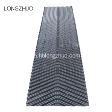CF1900 Cross Fluted PVC Cooling Tower Fill