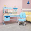 Smart study table children furniture set kid