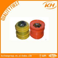 API Oilfield Downhole Tools NBR Non-rotary Casing Wiper Plug