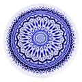 Round the Royal Standard Print Microfiber Beach Towel