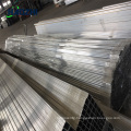 horizontal aluminum fence safety barrier fence