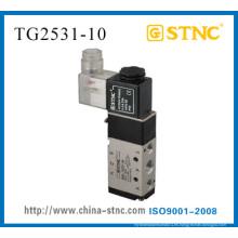 Válvula de solenoide de la serie del TG (TG2531/2-10)