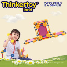 High Quality Educational Toy Kids Plastic Building Block
