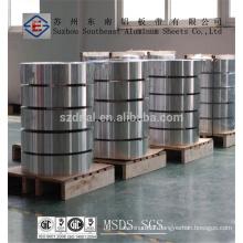 8011 aluminum coils for bottle cover