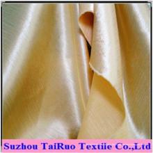 Polyester Satin Silk Chiffon für Heimtextilien mit gedruckt