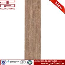 Foshan nuevo diseño cerámica decorativa esmaltada baldosa de madera