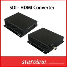 Accesorios de la cámara de CCTV HD Sdi HDMI Converter