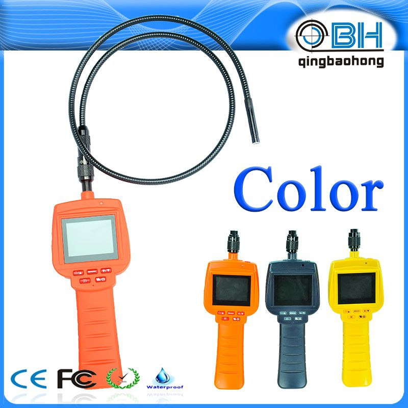 17 mm production Harmless inspection camera