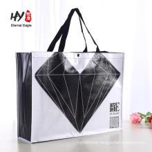 non woven pp shopping tote bags