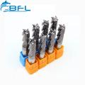 BFL Solid Carbide Flat 14mm End Mills D14*FL45*100L*4F