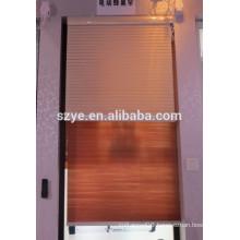 Electric aluminium tape tubular motor for awning