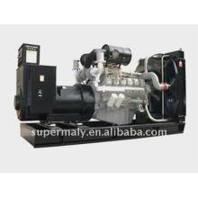 Generador de gas de alto rendimiento