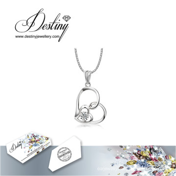 Destiny Jewellery Crystal From Swarovski Necklace Soulmate Pendant