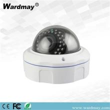 Vandaalbestendige ODM 5.0MP CCTV IR Dome IP-camera