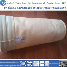 Nichtgewebte Nomex-Staub-Kollektor-Filtertüte für Wasserkraftwerk