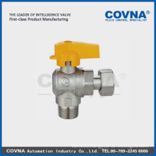 Gas fireplace control valve