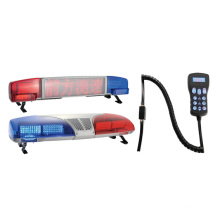LED Display Screen Medical Project Warning Light Bar with Handle (TBD-0380)